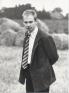 Isaac van Deelen in jungen Jahren