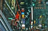 Leuchtreklamen in NYC