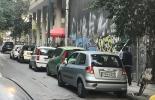 Strassenbild in Athen