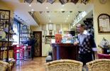 Ein Cafe in Allessandria