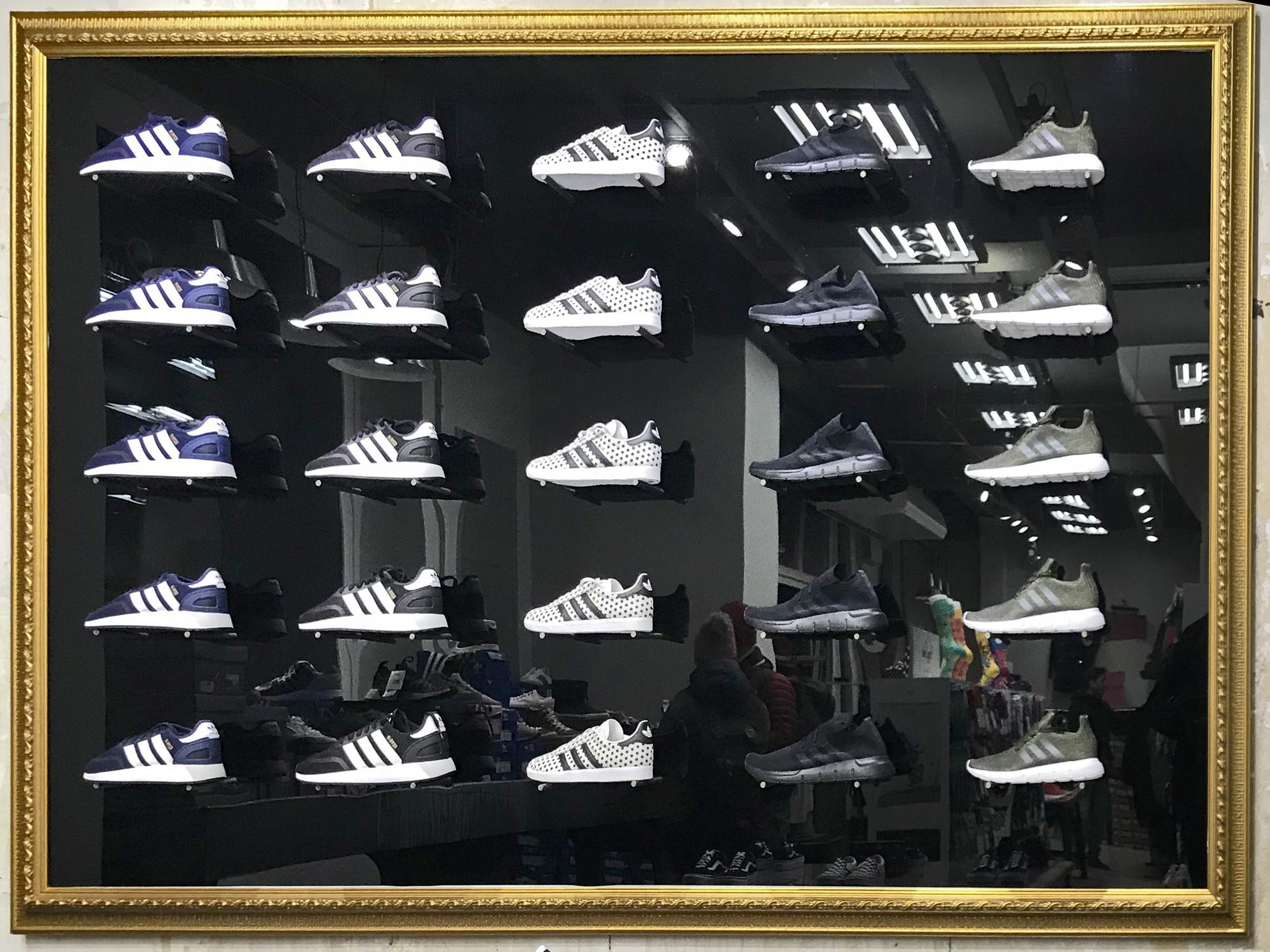 Ein echter Adidas   TIMElabs