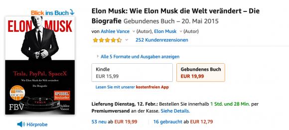 Das Buch auf Amazon