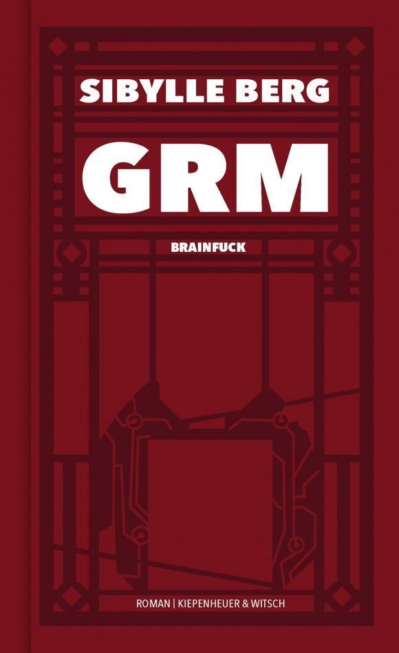 Cover des Buches GRM
