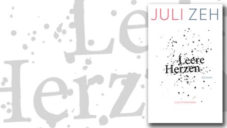 Buchcover Juli Zeh - Leere Herzen