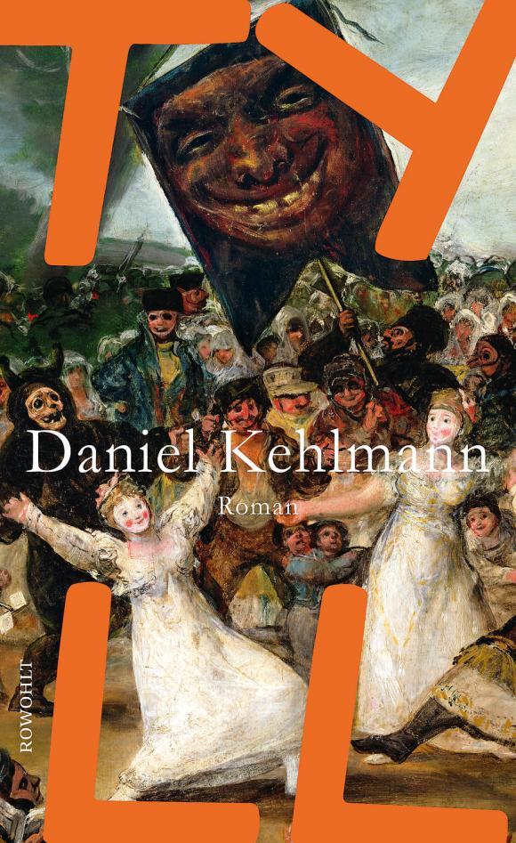 """Umschlag """"Tyll"""" von Daniel Kehlmann"""