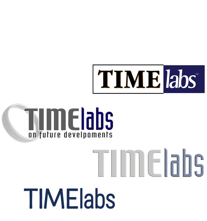 die TIMElabs-Logos seit 1999