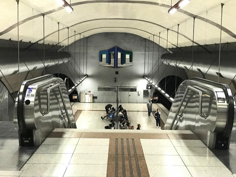 Metrostation Egalea