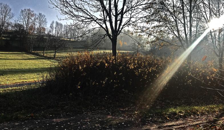 Hügel bei Heringen