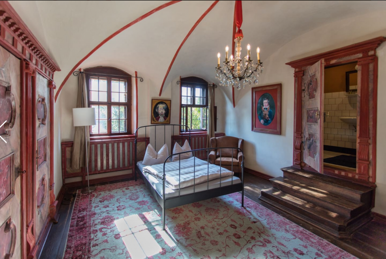 """Das Zimmer """"Alte Rentei"""""""