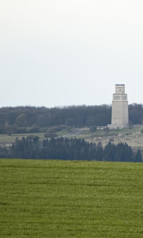 Der Bismarckturm bei Weimar