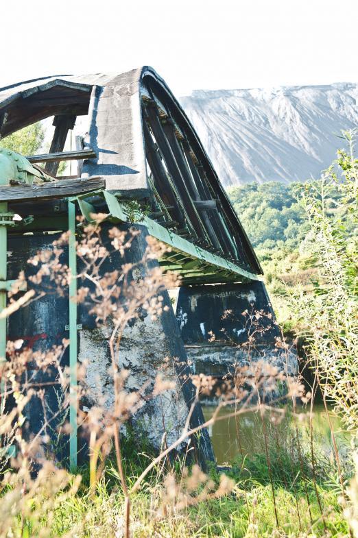 K+S-Pipeline verläuft mit eigener Brücke über die Werra