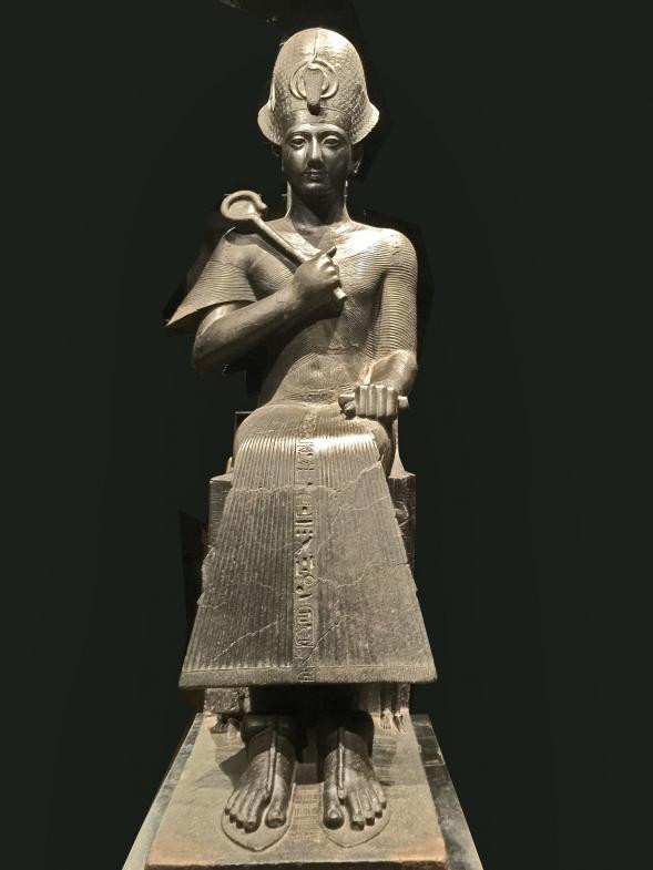im Ägyptischen Museum-3