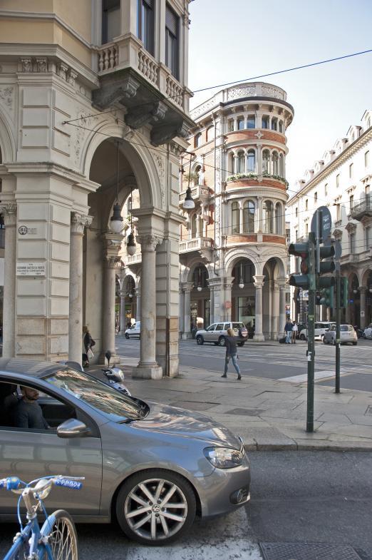 Eckhaus in Turin