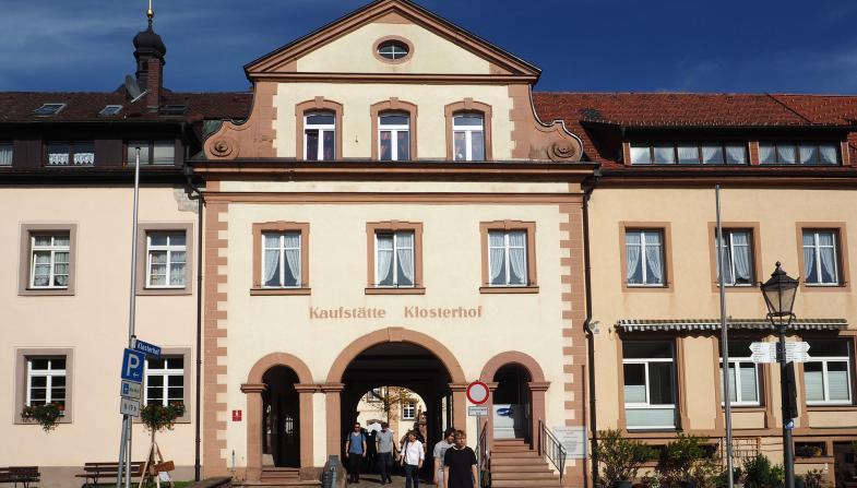 Kaufstätte Klosterhof