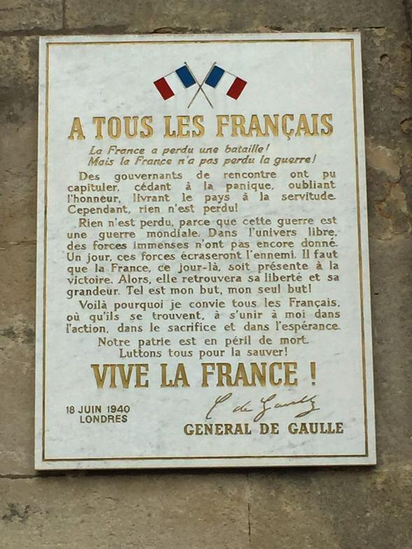 Gedenktafel in Nancy