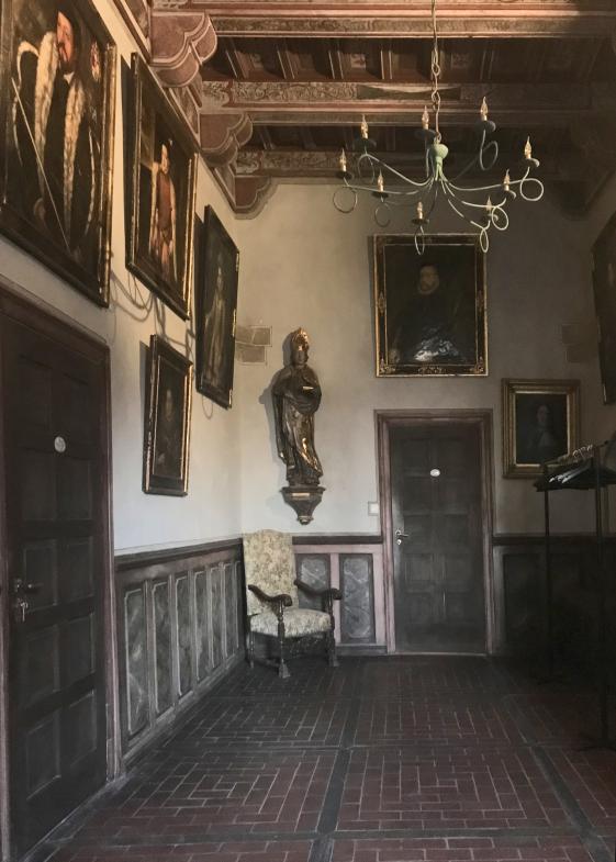 Zugang zu den Zimmern