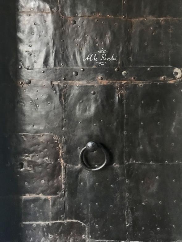 Tür zum Zimmer
