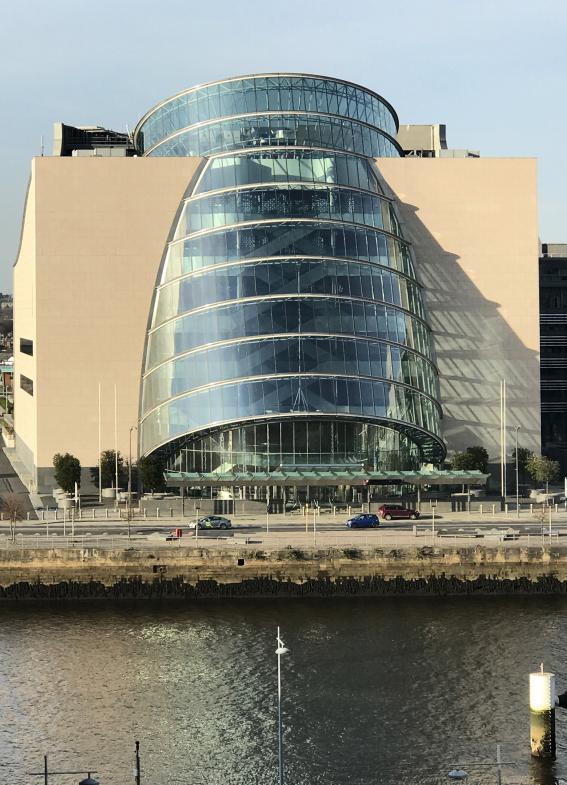 Gebäude in Dublin