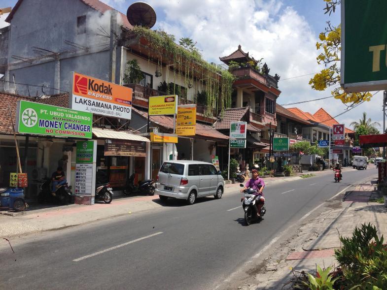 Bali, Ubud - Pizzaria